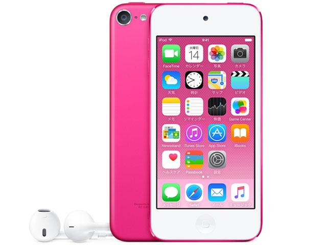 ポータブルオーディオプレーヤー, デジタルオーディオプレーヤー iPod touch MKWK2JA 128GB 6