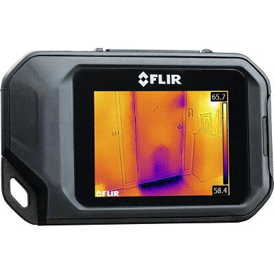 送料無料並行輸入品超高性能携帯型サーモグラフィーカメラFLIRC2コンパクトサイズ