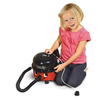 送料無料 子供のころからお掃除 Casdon社 おもちゃの掃除機 Henry Vacuum Cleaner