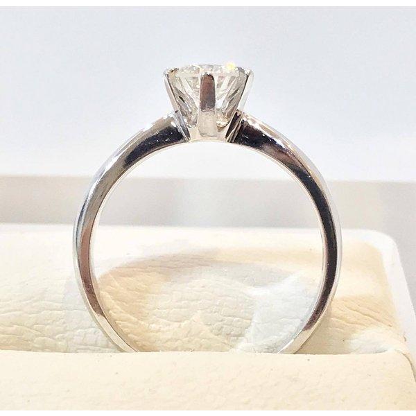 プラチナ ダイヤモンドリング  VL0455
