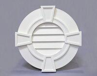 【送料無料アウトレッド価格】装飾材妻飾りCHEMCRESTCLRF24-4K