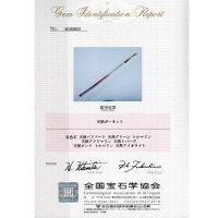 【B79】k18イエローゴールドマルチカラーストーンブレスレット中古品