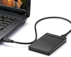Salcar【2019最新版】USB3.0UASP対応2.5インチSATAHDD/SSDケース9.5mm/7mm厚両対応Windows/Mac両対応工具不要カンタン着脱SATAI/II/III対応1年保証