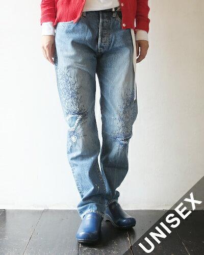 メンズファッション, ズボン・パンツ KAPITAL 14oz 5P CISCO 3year EK-1086 ()