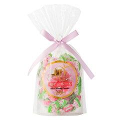 季節限定商品【新宿高野】桜チョコレート リボン袋