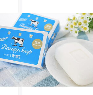 牛乳石鹸青箱3個入りセット