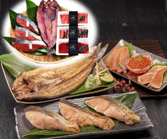 北海道 知床 詰め合わせ ご挨拶 ギフト お中元...の商品画像
