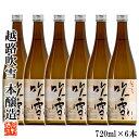 【ケース販売】日本酒 越路吹雪(こしじふぶき) 本醸造 72...