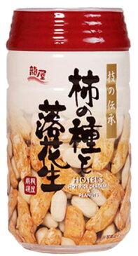 (本州送料無料) 龍屋物産  柿の種と落花生 (24×4)96入(自販機用/おつまみ)