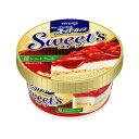 明治乳業 エッセルスーパーカップ  Sweet's 苺ショートケーキ 24入(冷凍)* 【ラッキーシール対応】