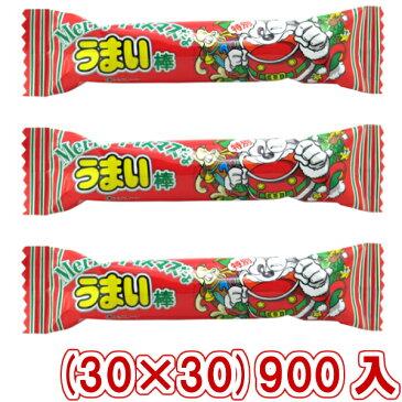 (本州送料無料)やおきん うまい棒 チョコ クリスマス (30×30)900入 *