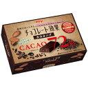 明治チョコレート効果 カカオ72%カカオニブ5入【ラッキーシール対応】
