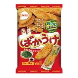 栗山米菓 18枚 ばかうけ 青のりしょうゆ味 12入 @