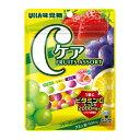 味覚糖 Cケア ジューシーコラーゲン フルーツアソート 10入 【ラッキーシール対応】