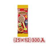 (本州送料無料) 不二家 1本アンパンマンミニペロペロチョコレート (25×12) 300入 (Y10) (ケース販売)