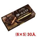 (本州送料無料) 森永 6個 ガトーショコラ (6箱×5)30箱入 (Y12)(ケース販売)