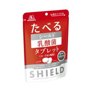 森永 たべる シールド乳酸菌タブレット ヨーグルト風味 6入.