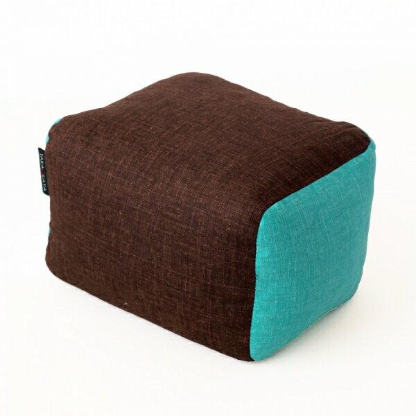 コロミィ coro3 まくら 枕 パイプ 正座椅子 小さい おしゃれ かわいい 京都 洛中高岡屋 日本製 綿100%