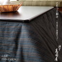 こたつ上掛け正方形 210×210cm 職人による手作り 京都 洛中高岡屋【日本製】【RCP】
