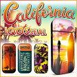 iQOS アイコス シール ケース カバー タバコ 電子タバコ ステッカー アイコスシール iQOSシール California カリフォルニア iqos-048