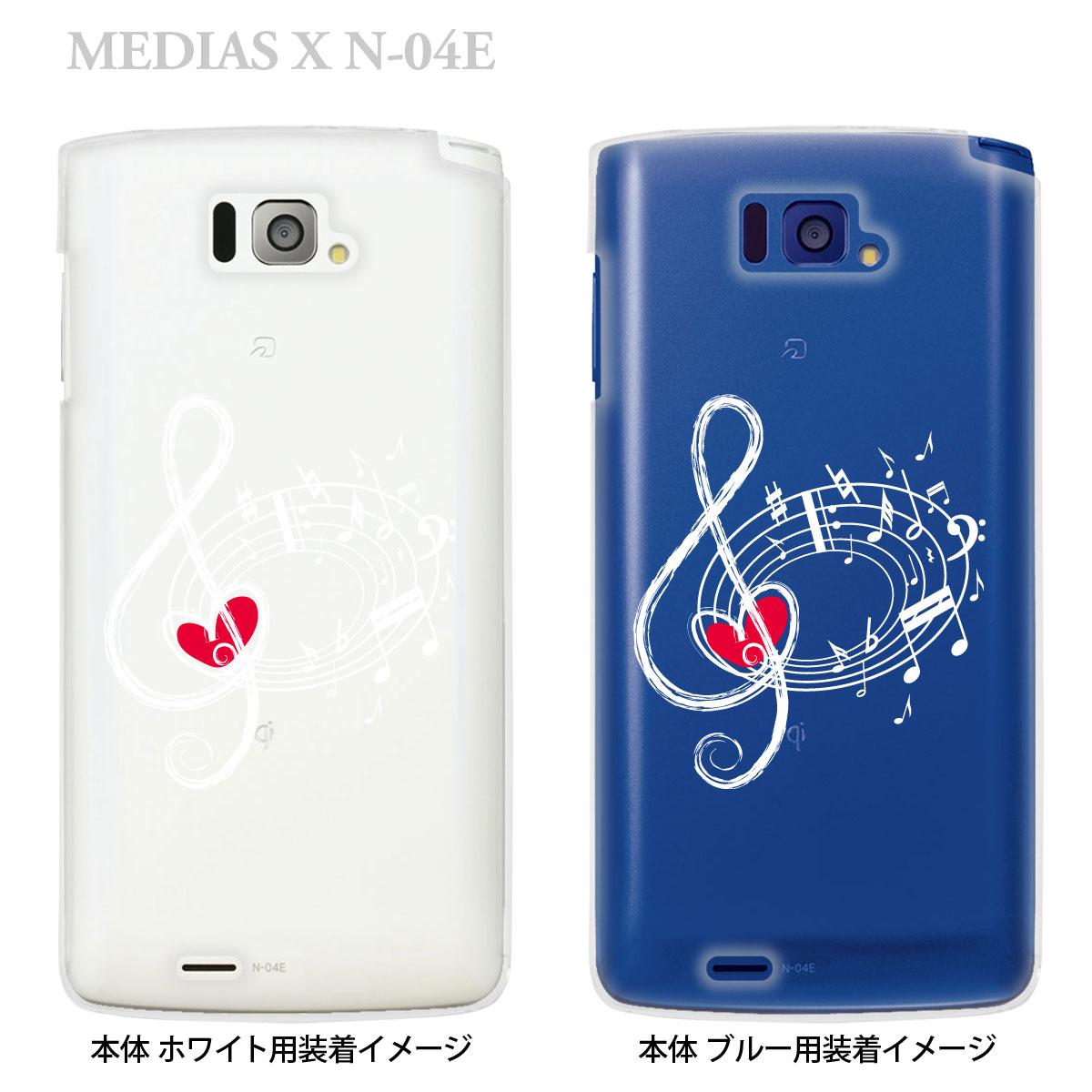 スマートフォン・携帯電話アクセサリー, ケース・カバー MEDIAS X N-04EN-04Edocomo 09-n04e-mu0007