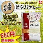 国産大麦【ビタバァレー】800g(送料無料)