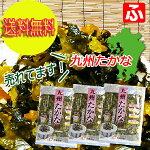 【送料無料】(太陽漬物)九州たかな250g×3袋【メール便対応】
