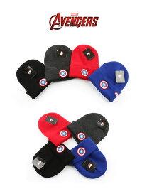 MARVELマーべル正規品キャプテン・アメリカCaptainAmericaニットキャップニット帽キャップ帽子海外輸入正規品キャップ帽子スナップバック