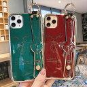 iPhone Reindeer Handy belt Case iPhone ケース トナカイ ハンディベルト ルドルフ 鹿 赤鼻 ……