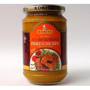コキタ ブンブアヤムゴレン 350g/瓶【鶏の唐揚の漬けタレ】インドネシア料理