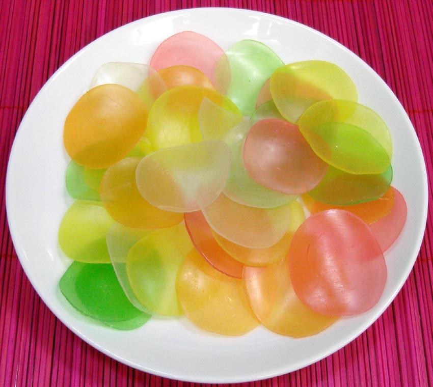 (代引不可 )彩色龍蝦片5色 カラー227g/2箱 えびせんべい エビセン