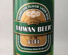 台湾ビール プレミアム(金牌)330ml/瓶【中華料理に最適】