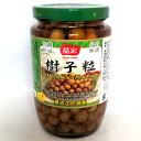破布子(ハブシ)の漬物 樹子粒 385g/瓶【全素食・精進料