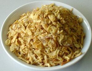紅葱頭 油葱酥500g/袋 【油ねぎ、赤ねぎ、赤ネギ】台湾産フライドエシャロット