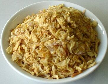 紅葱頭 油葱酥 500g/袋【油ねぎ、赤ねぎ、赤ネギ】台湾産フライドエシャロット