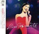 新妻聖子 「LIVE MOMENTS」 (CD)