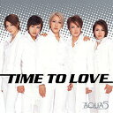 AQUA5 「TIME TO LOVE」(CD)