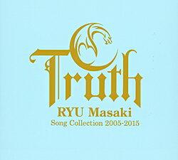 【宝塚歌劇】 龍真咲 「TRUTH −RYU Masaki Song Collection 2005〜2015-」 【中古】【CD】