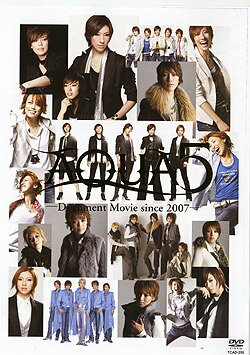 AQUA5 「AQUA5 -Document Movie since 2007-」(DVD)