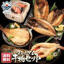お中元 ギフト 海鮮 【プレミアム干物セット】 【送料無料】