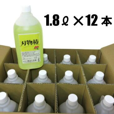 黒ばら本舗 刃物椿 業務用 1.8L×12本/ケース 【椿油 あす楽】