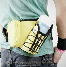 送料無料 ボトルポーチ 5色選択可 マイボトルホルダー ランニング ウォーキングポーチ ウエストバッグ 運動