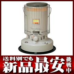 【34%OFF】トヨトミ『トヨストーブ』KS-67D(W) ホワイト 〜24畳 でるでる芯 対流形石油ストーブ...