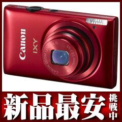 キヤノン『IXY 410F』IXY410F(RE) レッド 1210万画素 光学5倍ズーム 広角24mm デジタルカメラ【...