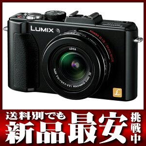 パナソニック『LUMIX(ルミックス)』DMC-LX5-K ブラック 広角24mm 光学3.8倍 デジタルカメラ【新...