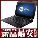 日本HP『HP Mini 110-4120TUスペシャルモデル』B0N20PA#ABJ Windows7 10.1型 320GB ネットブッ...