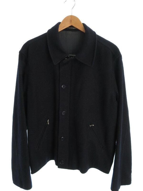 【agnes b.】【アウター】アニエスベー『ウールジャケット size1』メンズ ブルゾン 1週間保証【中古】