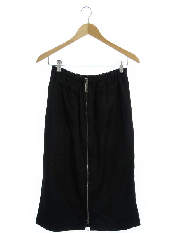 【CELINE】【ボトムス】セリーヌ『ジップロングタイトスカート size38』レディース 1週間保証【中古】