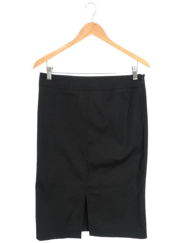 【GUCCI】【ボトムス】グッチ『スリットスカート size40』レディース 1週間保証【中古】