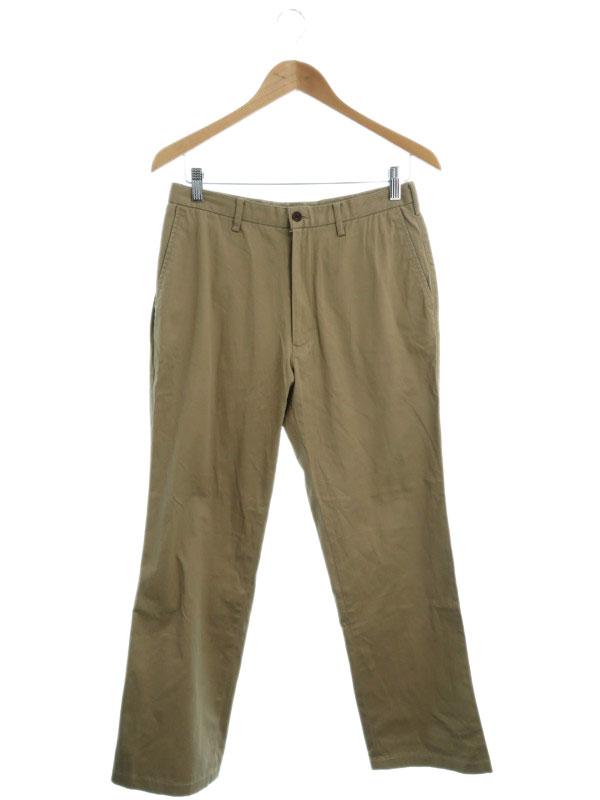【BURBERRY BLACK LABEL】【ボトムス】バーバリーブラックレーベル『チノパン size76』メンズ パンツ 1週間保証【中古】